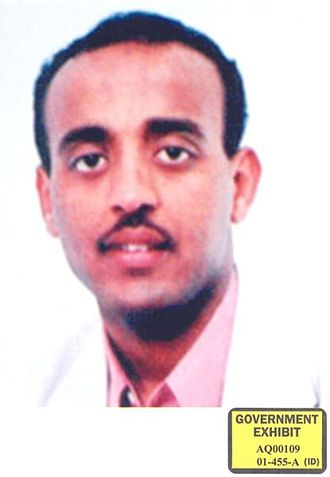 Ramzi bin al-Shibh - FBI photo of al-Shibh