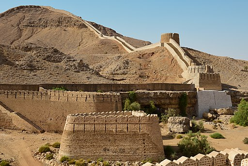 Ranikot Fort - The Great Wall of Sindh