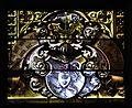 Ravensburg Stadtkirche Reformatorenfenster Gustav Adolf detail Wappen.jpg