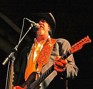 Ray Benson - Ray Benson performing in April 2008