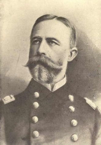 Puerto Rican Campaign - Rear Admiral William T. Sampson during the Spanish–American War