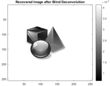 Blind deconvolution - Wikipedia
