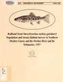 Redband trout, Oncorhynchus mykiss gairdneri, population and stream habitat surveys in northern Owyhee County and the Owyhee River and its tributaries, 1997 (IA redbandtroutonco02alle).pdf