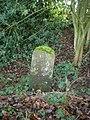 Redhill milestone - detail - geograph.org.uk - 1617631.jpg