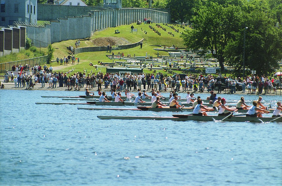 Regatta Start, St. John's, Newfoundland