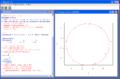 Regression cercle coope gruntz GNU R.png