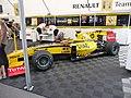 Renault F1 Team garage, 2010 Brno WSR (01).jpg