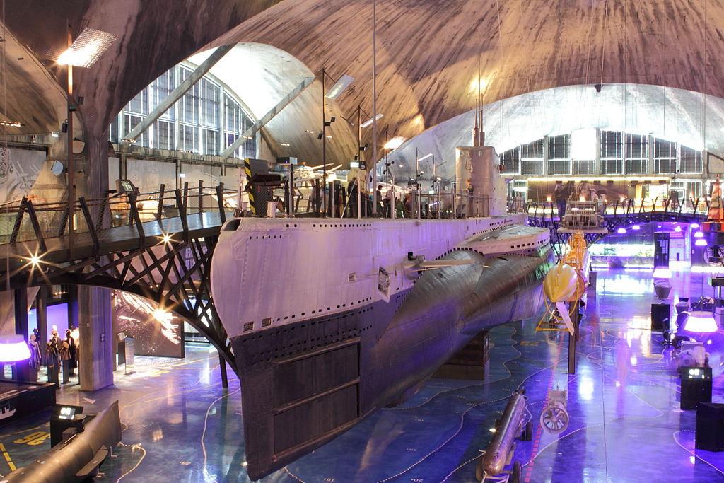 Au musée de la mer de Tallin - Photo de Irve.