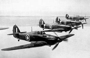 Replacement Hurricanes over Egypt c1941.jpg