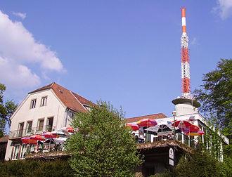 Fernsehturm Heidelberg - The Fernsehturm Heidelberg