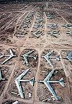 Retired B-52 bombers at the MASDC in 1982.jpg
