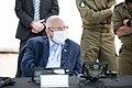 Reuven Rivlin visiting IDF Multidimensional Unit, December 2020 (TLV 6622).jpg