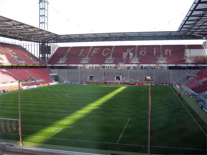 Rhein Energie Stadion In Der Nahe Hotel