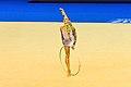 Rhythmic gymnastics at the 2017 Summer Universiade (36826360410).jpg