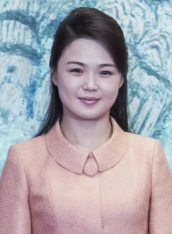 Ri Sol-ju (April 27, 2018).png