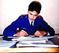 Riaz at BAF Academy in 1991.jpg