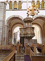 Ribe Domkirke pulpit.jpg