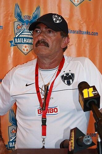 Ricardo La Volpe - La Volpe in 2008