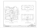 Richardson-Maxwell-Owen-Thomas House, 124 Abercorn Street, Savannah, Chatham County, GA HABS GA,26-SAV,7- (sheet 4 of 8).png