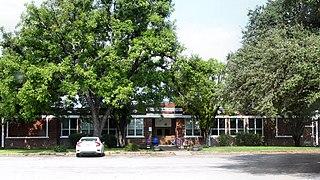 Richland Springs High School (Texas) Public school in Richland Springs, Texas, United States