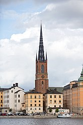 Fil:Riddarholm Riddarholmskyrkan Stockholm 2019 08 12.jpg