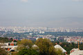 Ride with Simeonovo Cablecar to Aleko, view to Sofia 2012 PD 008.jpg