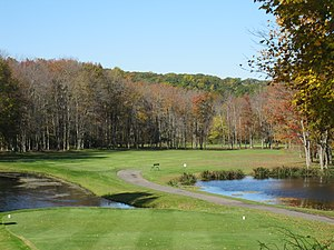 Tom Fazio - Ridgefield Golf Course 2nd Tee Box (men's)