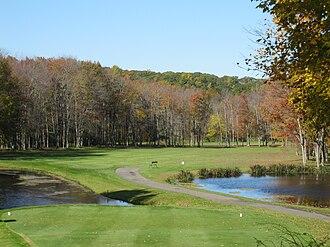 Tom Fazio - Ridgefield Golf Course 2nd Tee Box (men's)