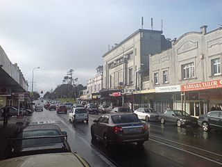 Balmoral, New Zealand Suburb in Auckland Council, New Zealand