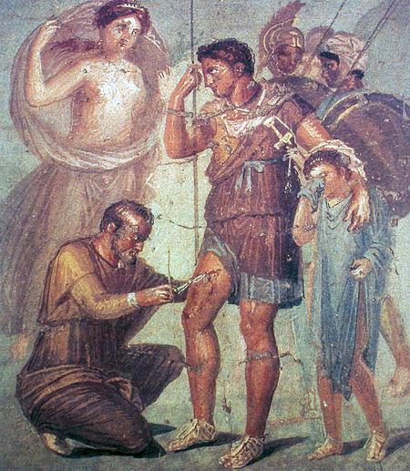 Medecine Durant LAntiquite Romaine Wikipedia