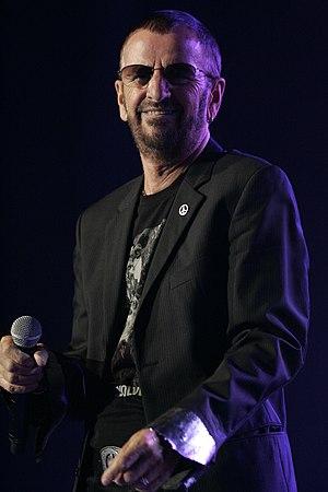 Schauspieler Ringo Starr