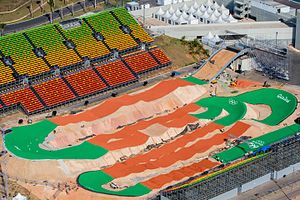 Olympic BMX Centre - Olympic BMX Center