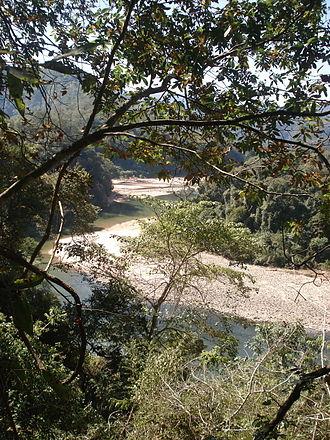 Río Grande de Tarija - Rio Tarija