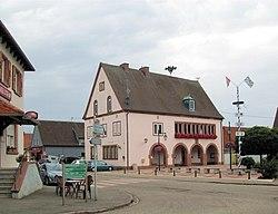Rittershoffen, Mairie.jpg