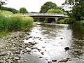 River Severn,Dolwen Bridge. - geograph.org.uk - 902232.jpg