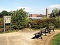 Riverside landscaping - geograph.org.uk - 559751.jpg
