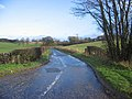 Road leading to Appletreehall - geograph.org.uk - 283406.jpg