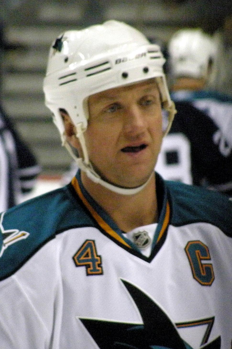 Rob Blake Sharks