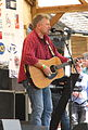 Robb Johnson, Tolpuddle 2012.JPG