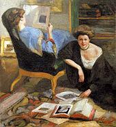 Robert Breyer Die Lesenden 1909.jpg