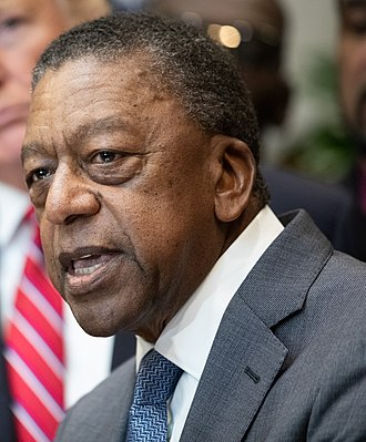Robert L. Johnson - Johnson in 2018