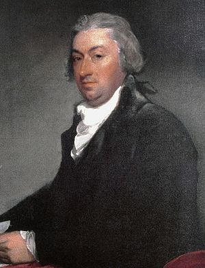 Albany Institute of History & Art - Image: Robert R Livingston by Gilbert Stuart crop