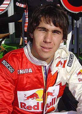 Robert Wickens, 2007