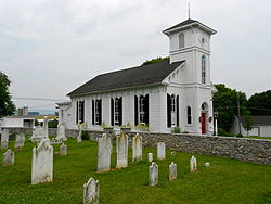 Robt Kennedy Presby Church FranCo PA.JPG