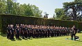 Rock Choir at Easton Lodge Gardens open day, Little Easton, Essex, England 04.jpg