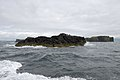 Rock outcrop west of Staffa - geograph.org.uk - 502449.jpg