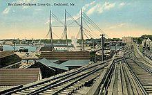 Pretty Rockland, Maine | InspiringTravellers.com  |Rockland