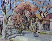 Carpentras - достопримечательности Прованса, вокруг Русильона