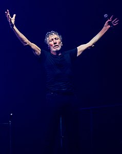 Roger Waters - Spark Arena Auckland - Wednesday 24th January 2018 RogerWatersNZ240118-33 (28268994649).jpg