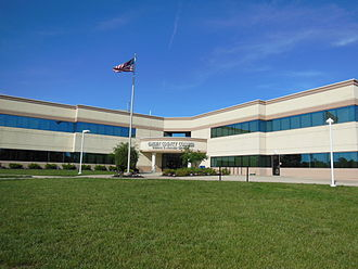 Cherry Hill, New Jersey - Rohrer Campus of Camden County College